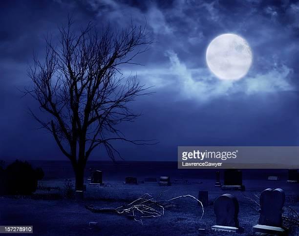 Scary Prairie Cemetery