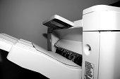 Scary Printer Printing