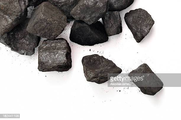 Scattered Coal