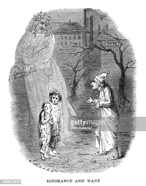a societys corrupt notion of the christmas spirit in a christmas carol by charles dickens `good spirit,' he pursued, as down a christmas carol, by charles dickens a christmas carol, teaches a corrupt gospel of self-righteousness and offers a false.