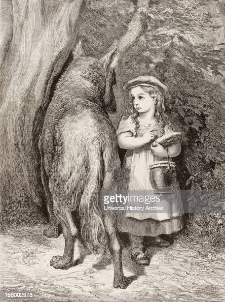 the theme of freuds id in little red riding hood by charles perrault To describe the theme of little red riding hood red riding hood, by charles perrault, and little red cap little red riding hood by charles perrault.