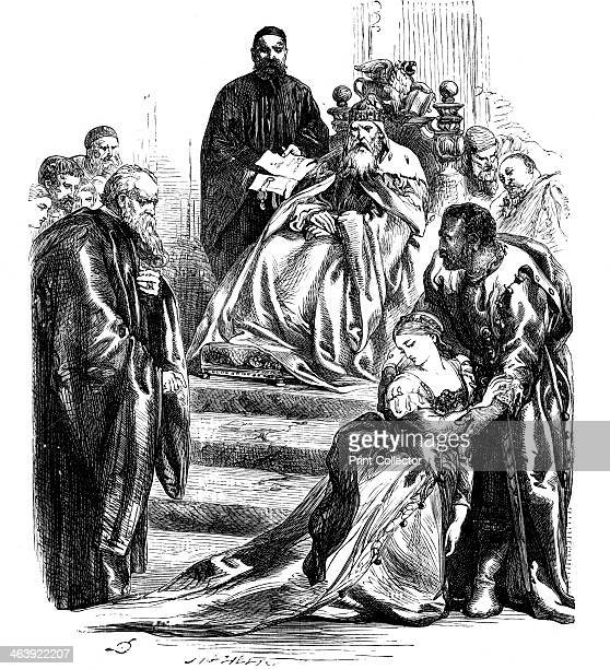 the elizabethan perception of the marriage between desdemona and othello Start studying othello critical comment quotes - a2 english to play upon othello's buried perception of his own sexual about desdemona and othello's marriage.