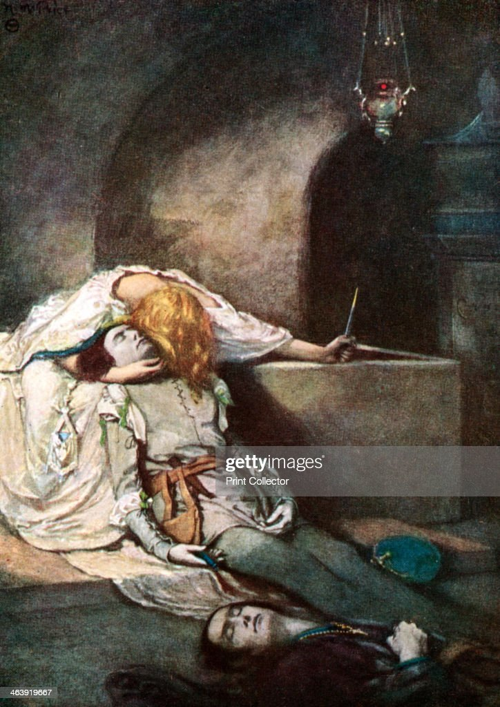 the death motif in william shakespeares romeo and juliet Lines from william shakespeare's romeo and juliet have become legendary 10 famous quotations from romeo and juliet with blames him for her death and.