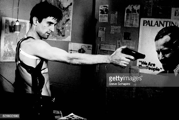 Scene from Taxi Driver