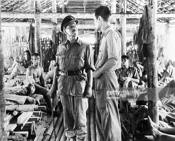madness in the movie the bridge on the river kwai The bridge on the river kwai is a 1957 world war ii pow film directed by david  lean, about the construction of the bridges over the river kwai, although it.