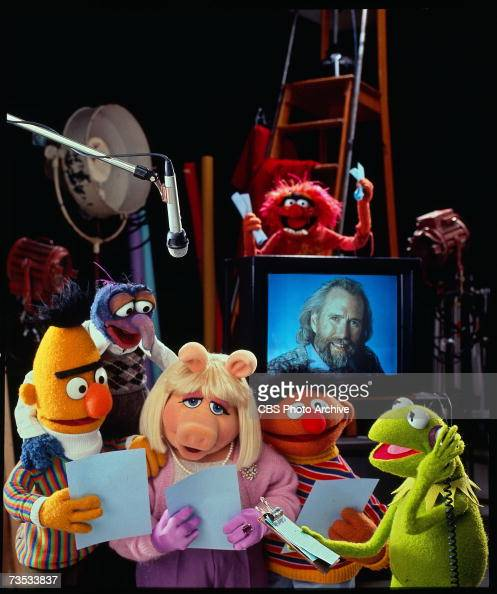 Scene from the television special 'The Muppets Celebrate Jim Henson' directed by Jerry Juhl late 1990 Muppet creator Jim Henson who had recently died...