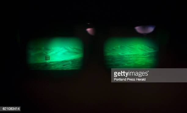 A scene of Mar captured through the HoloLens a virtual reality tool that helps Dr R Aileen Yingst Senior Scientist at the Planetary Sciences...