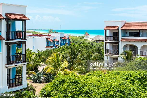 Scene of the Memories Paraiso Azul resort in Santa Maria Key north of Villa Clara The key has one of the most beautiful beaches in Cuba and it is...