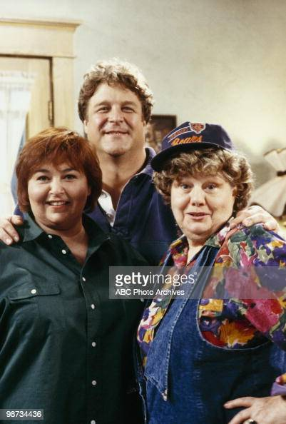 roseanne scenes from a barbeque which aired on may 7
