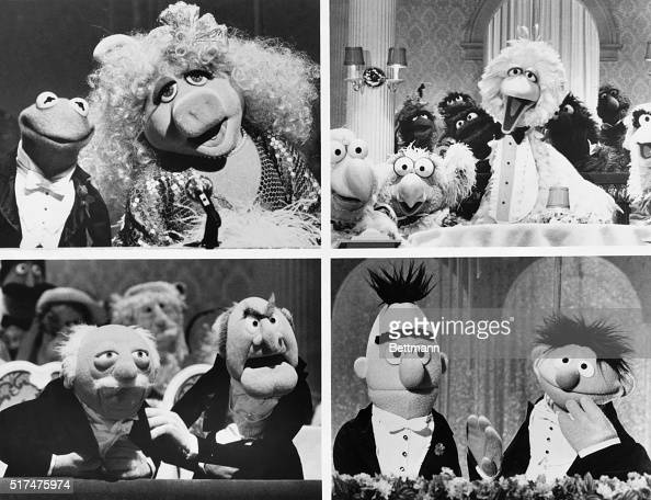 Scenes from the 1985 television special The Muppets A Celebration of 30 Years