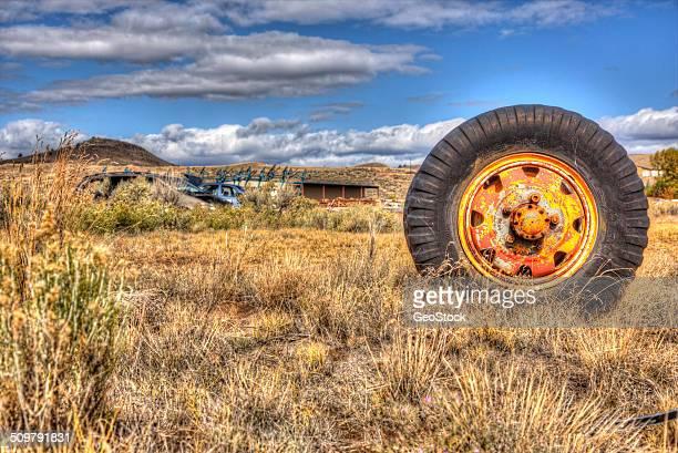 Wrecking Yards In Oregon : Casse automobile stock photos et images de collection