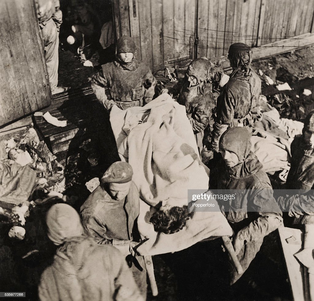 Bergen-Belsen Nazi Concentration Camp