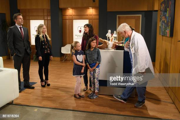 HOSPITAL Scenes that air on October 3 2017 The Emmywinning daytime drama 'General Hospital' airs MondayFriday on the ABC Television Network GH17 JAMES