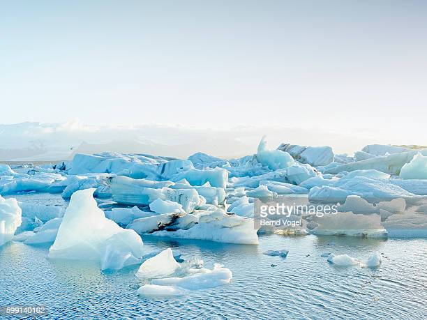 Scenic Arctic Landscape, Iceland