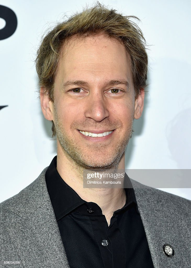 Scenic Designer David Korins attends the 2016 Tony Awards Meet The Nominees Press Reception on May 4, 2016 in New York City.