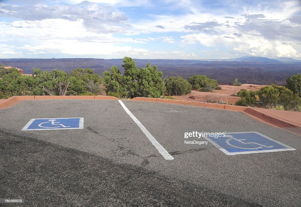Scenic Disabled Parking