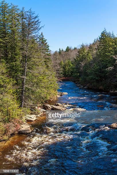 Scenic West Virginia River