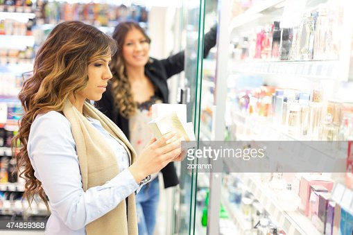 Scent shopping