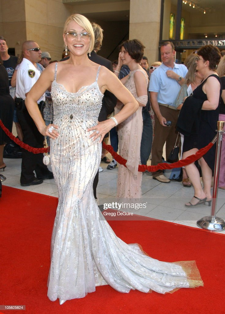 Schae Harrison during 34th Annual Daytime Emmy Awards - Arrivals at Kodak Theater in Hollywood, California, United States.