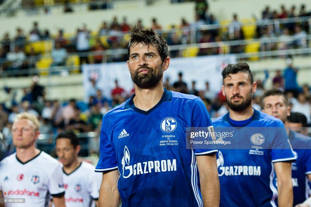 FC Schalke 04 Vs Besiktas Istanbul