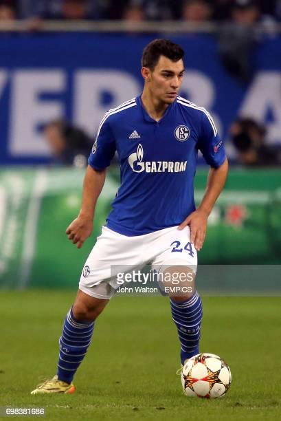 Schalke's Kaan Ayhan