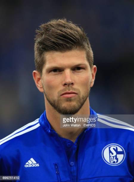 Schalke's KlaasJan Huntelaar