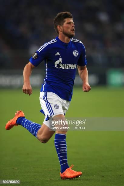 Schalke's KlassJan Huntelaar