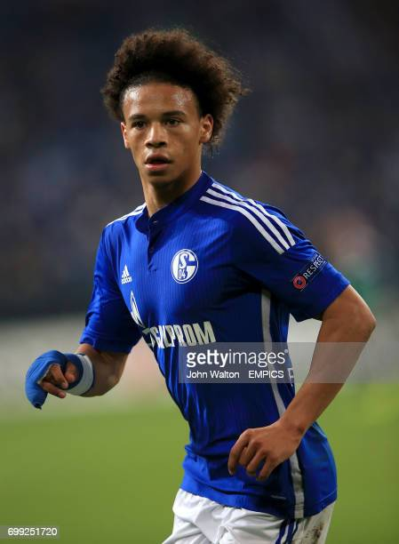 Schalke's Leroy Sane