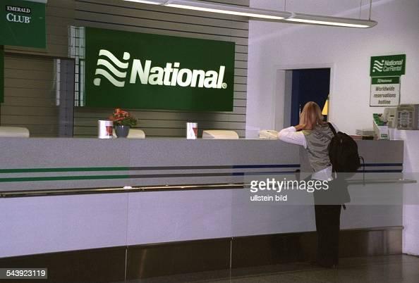national car rental fotograf as e im genes de stock getty images. Black Bedroom Furniture Sets. Home Design Ideas