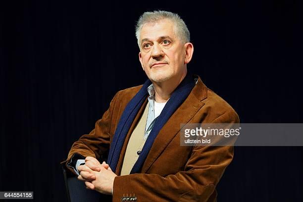 Schauspieler Ilja Richter als Anton Herberg am 040315 bei der Fotoprobe zum Theaterstueck DER KREDIT in der Berliner Komoedie am Kurfuerstendamm...