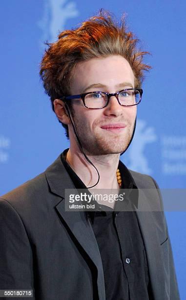 Schauspieler Mark Rendall während eines Pressetermins zum Film My One And Only anlässlich der 59 Internationalen Filmfestspiele in Berlin