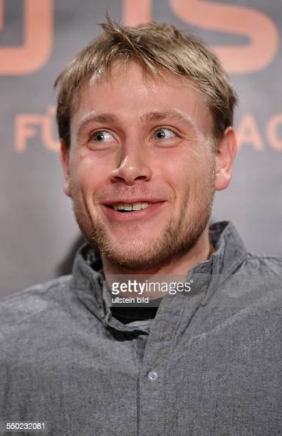 Schauspieler Max Riemelt zu Gast beim RadioEins Berlinale Nighttalk am Rande der 60 Internationalen Filmfestspiele in Berlin