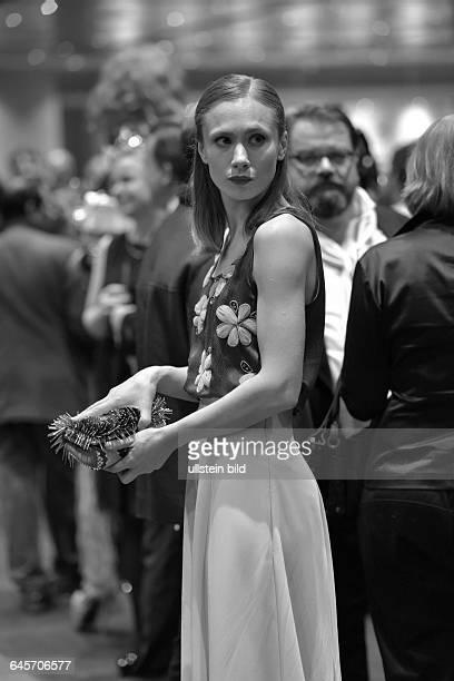 Schauspielerin Alina Levshin während des Eröffnungsempfangs anlässlich der 65 Internationalen Filmfestspiele Berlin