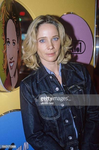 Schauspielerin AnnKathrin Kramer am Rande der 51 Internationalen Filmfestspiele Berlin