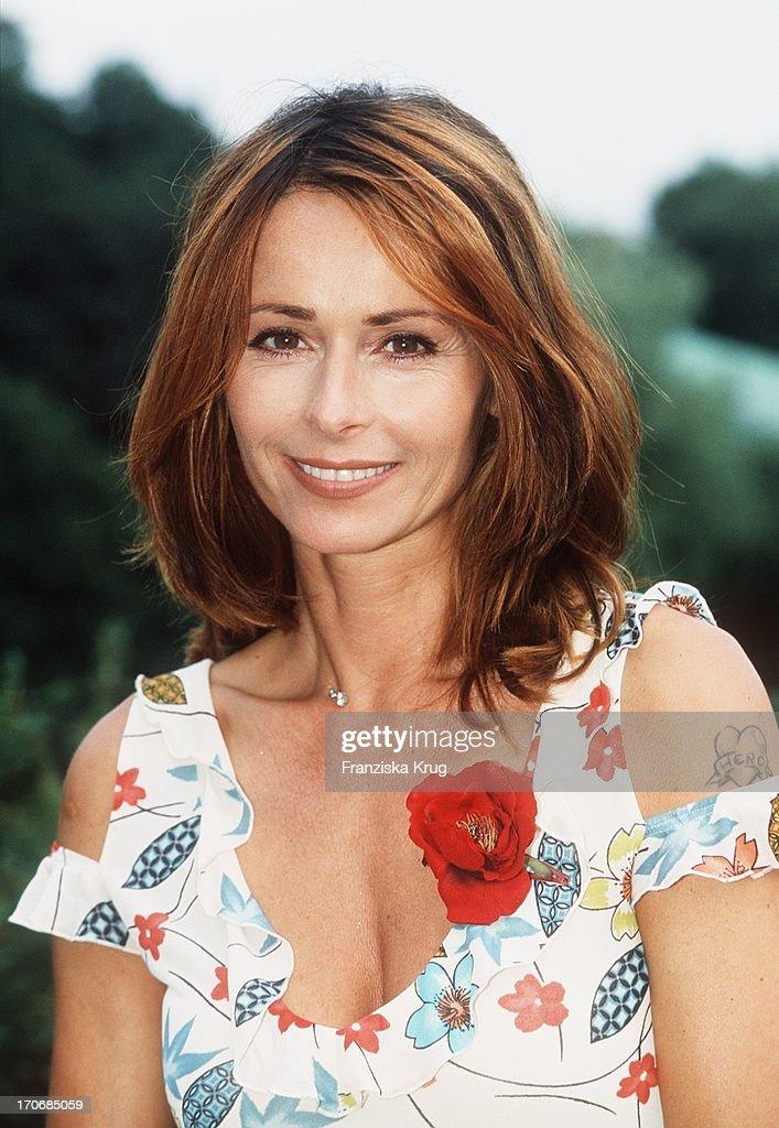 Schauspielerin Christina Plate Bei 20. Jubiläum Von Das