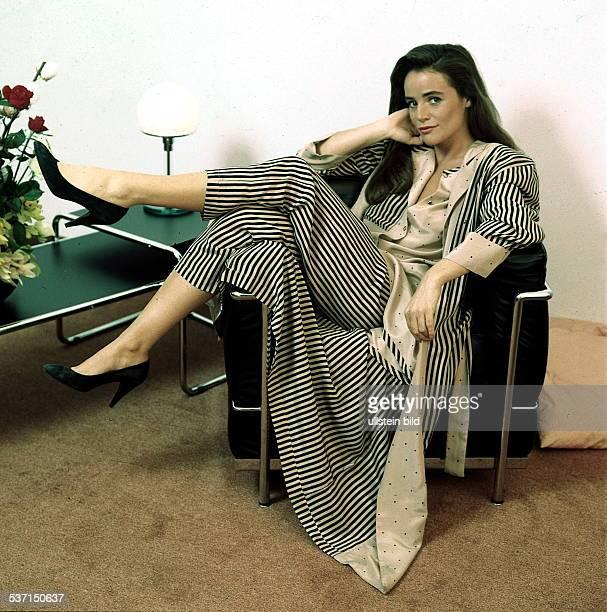 Schauspielerin D Porträt 1996