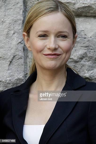 Schauspielerin Stefanie Stappenbeck anläßlich Sat1Gerichtsthriller 'IM ALLEINGANG' in Berlin