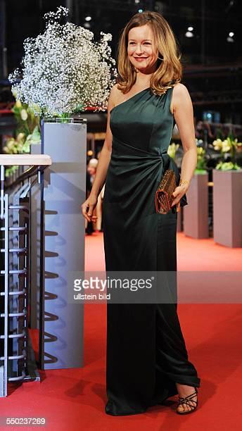 Schauspielerin Stefanie Stappenbeck während der Premiere des Eröffnungsfilms The International anlässlich der 59 Internationalen Filmfestspiele in...