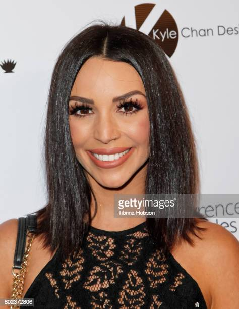 Scheana Marie attends Kyle Chan's 3rd annual #LOVECAMPAIGN Party at SUR Lounge on June 27 2017 in Los Angeles California