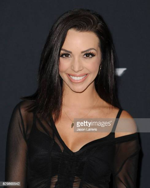 Scheana Marie attends OUT Magazine's inaugural POWER 50 gala and awards presentation at Goya Studios on August 10 2017 in Los Angeles California