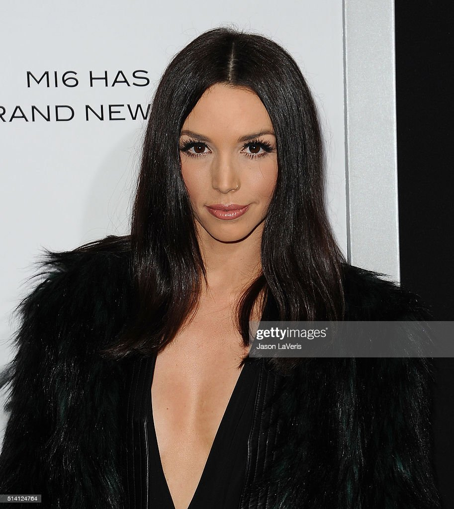 Scheana Marie attends the premiere of 'The Brothers Grimsby' at Regency Village Theatre on March 3, 2016 in Westwood, California.