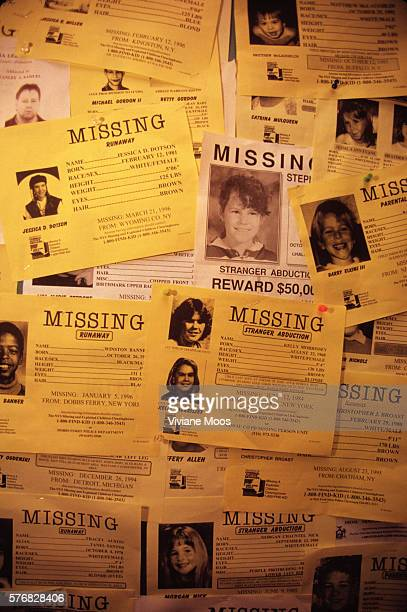 Missing Children Bulletin Board