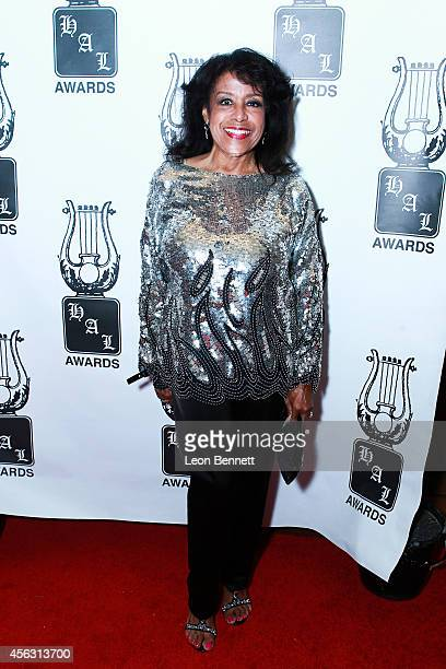 Scherrie Payne attends the 25th Annual Heroes And Legends Awards at Hollywood Roosevelt Hotel on September 28 2014 in Hollywood California