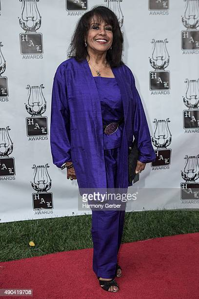 Scherrie Payne attends the 26th Annual Heroes and Legends Awards at Beverly Hills Hotel on September 27 2015 in Beverly Hills California