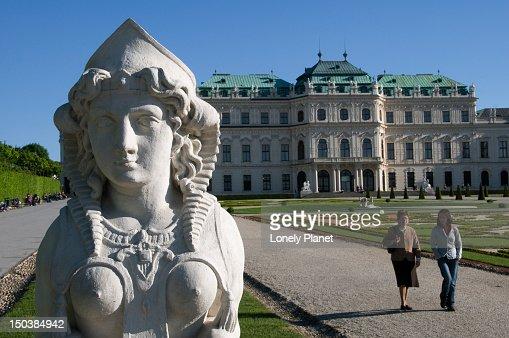 Schloss Belvedere (Belvedere Palace).