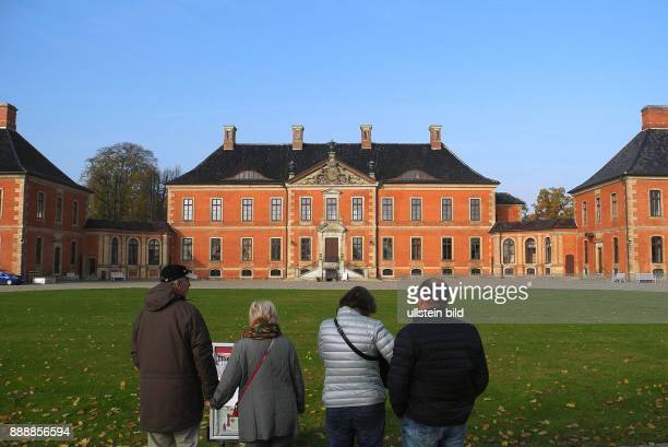 Schloss Bothmer hier baut MecklenburgVorpommern und dem Europaeischen Landwirtschaftsfonds fuer die Entwicklung des Laendlichen Raums seit gut 5...