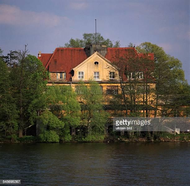 Schloss Pieskow am Scharmützelsee 1995
