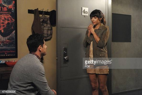 Schmidt has an important question for Cece in the 'Clean Break' season finale episode of NEW GIRL airing Tuesday May 5 2015 on FOX