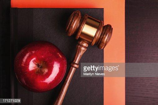school & legal system