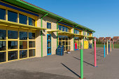 """School building in Kent, UK, this type of school is for infant/junior children aged 5-11years old"""